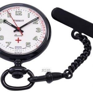 Tissot T-Pocket Riipukset Petite Infirmiere T81.7.224.92 T81722492 Quartz Pocket Watch