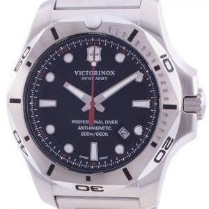 Victorinox Sveitsin armeijan INOX Professional-sukeltaja antimagneettinen 241781 Quartz 200M miesten kello
