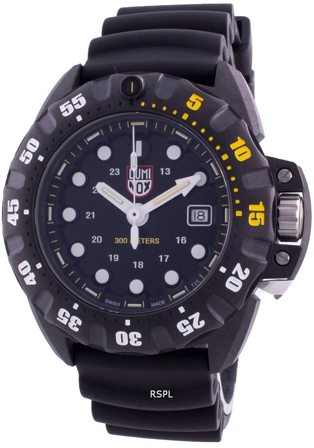 Luminox Scott Cassell Deep Dive XS.1555 Quartz 300M miesten kello