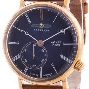 Zeppelin LZ120 Rome 7137-3 71373 Quartz miesten kello