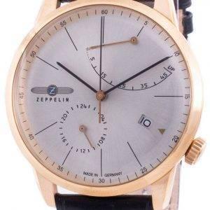 Zeppelin Flatline 7368-4 73684 automaattinen miesten kello