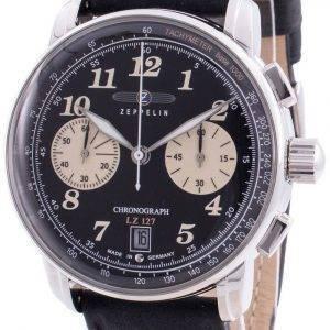 Zeppelin LZ127 8674-3 86743 Quartz Chronograph miesten kello