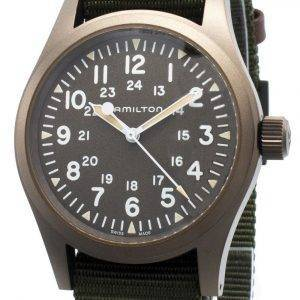 Hamilton Khaki Field H69449961 Power Reserve Automatic Men's Watch