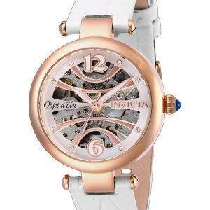 Invicta Objet D Art 26371 automaattinen luuranko naisten kello