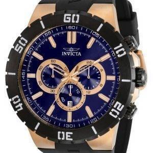 Invicta Pro Diver 30729 Quartz Chronograph 100M Men's Watch