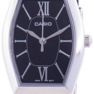 Casio Analog Quartz LTP-E167L-1A LTPE167L-1 Women's Watch