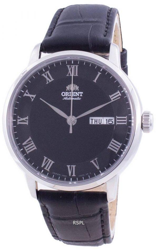 Orient Classic Black Dial Automatic RA-AA0A05B0BD 100M Men's Watch