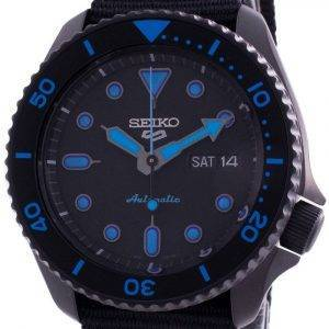 Seiko 5 Sports Street Style Automatic SRPD81 SRPD81K1 SRPD81K 100M Mens Watch
