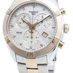 Tissot T-Classic T101.917.22.116.00 Quartz Chronograph Womens Watch
