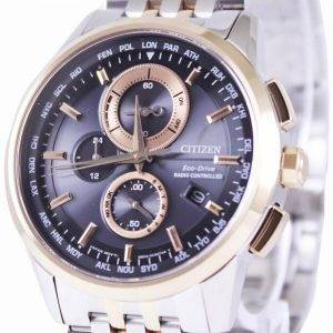 Citizen Eco-Drive Radio Controlled World Time AT8116-65E Men's Watch