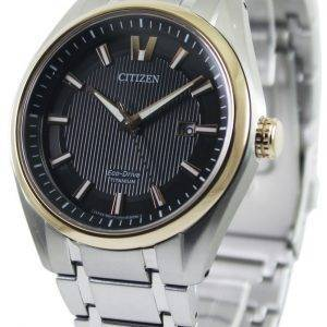 Citizen Eco-Drive Titanium AW1244-56E Men's Watch