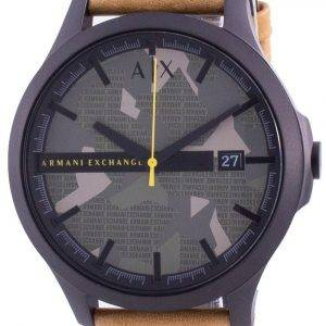 Armani Exchange Hampton Green Dial AX2412 Quartz Men's Watch