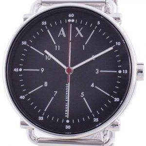 Armani Exchange Rocco Black Dial Quartz AX2900 Men's Watch