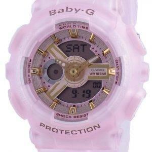 Casio Baby-G maailmanajan kvartsi BA-110SC-4A BA110SC-4A 100M naisten kello