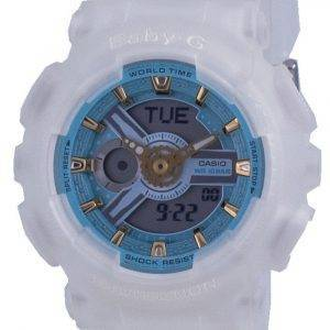 Casio Baby-G maailmanajan kvartsi BA-110SC-7A BA110SC-7A 100M naisten kello