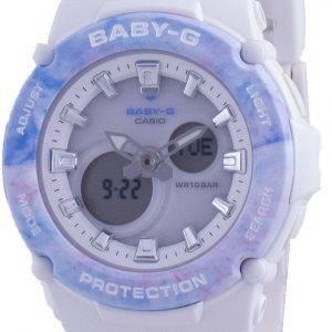 Casio Baby-G maailmanajan kvartsi BGA-270M-7A BGA270M-7A 100M naisten kello