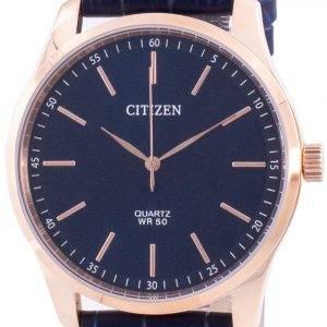 Citizen Blue Dial Calf Leather Quartz BH5003-00L Men's Watch
