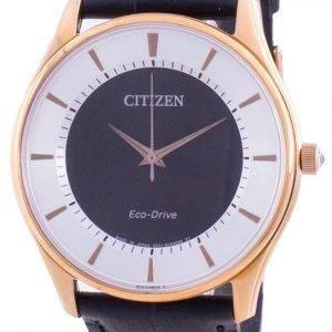 Citizen Collection Black Dial Eco-Drive BJ6482-04E Men's Watch