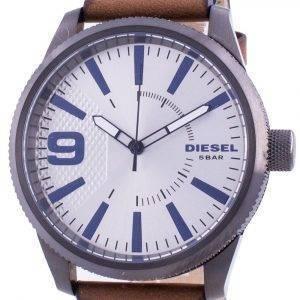 Diesel Rasp NSBB Silver Dial Quartz DZ1905 Men's Watch
