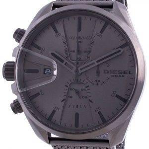 Diesel MS9 Chronograph Gunmetal Stainless Steel Quartz DZ4528 Mens Watch