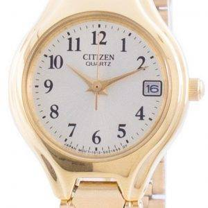 Citizen Champagne Dial Quartz EU2252-56P Women's Watch
