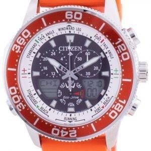 Citizen Promaster Marine Yacht Eco-Drive JR4061-18E 200M Men's Watch