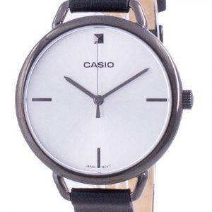 Casio hopea soittaa nahkahihna kvartsi LTP-E415GRL-1C LTPE415GRL-1C naisten kello