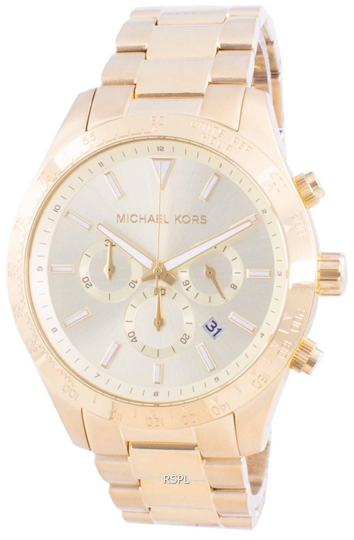 Michael Kors Layton Chronograph Quartz MK8782 miesten kello