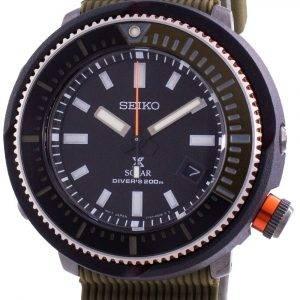 Seiko Prospex Diver's Solar SNE547 SNE547P1 SNE547P 200M Men's Watch