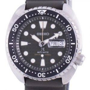Seiko Prospex King Turtle Diver automaattinen SRPE05 SRPE05K1 SRPE05K 200M miesten kello