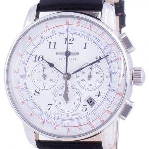 Zeppelin LZ126 Los Angeles Chronograph Automatic 7624-1 76241 Men's Watch