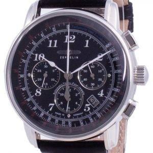 Zeppelin LZ126 Los Angeles Chronograph Automatic 7624-2 76242 Men's Watch