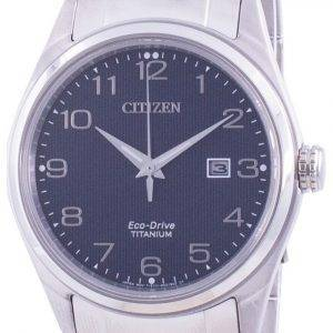 Citizen Eco Drive Super Titanium BM7360-82M 100M Men's Watch