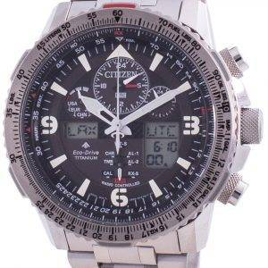 Citizen Skyhawk Radio Controlled Eco-Drive JY8100-80E 200M Men's Watch