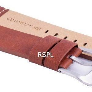 Ratio LS21 Black Brown Strap 22mm