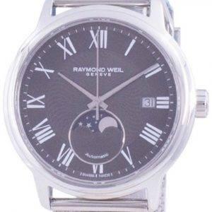 Raymond Weil Maestro Geneve Moon Phase Automatic 2239M-ST-00609 miesten kello