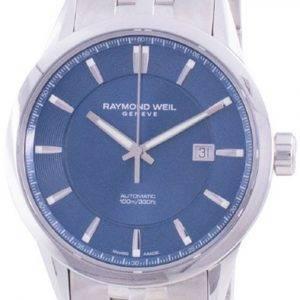 Raymond Weil Freelancer Geneve Automatic 2731-ST-50001 100M miesten kello
