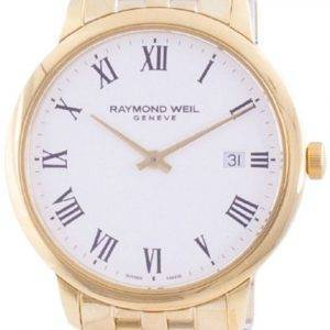 Raymond Weil Toccata Geneve Quartz 5485-P-00300 miesten kello