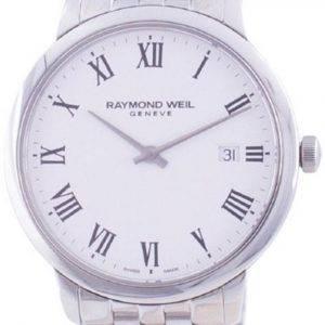Raymond Weil Toccata Geneve Quartz 5485-ST-00300 miesten kello