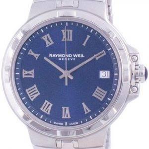 Raymond Weil Parsifal Geneve Quartz 5580-ST-00508 miesten kello