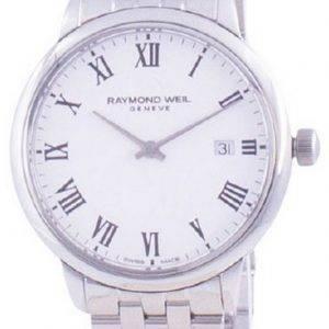 Raymond Weil Toccata Geneve Quartz 5985-ST-00300 naisten kello