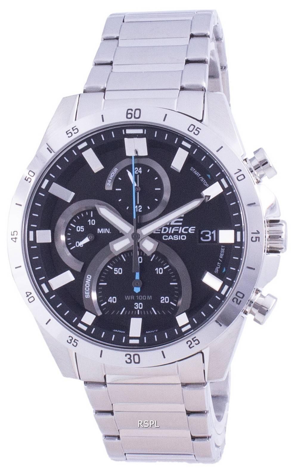 Casio rakennuksen standardi ajanoton kvartsi EFR-571D-1A EFR571D-1 100M miesten kello
