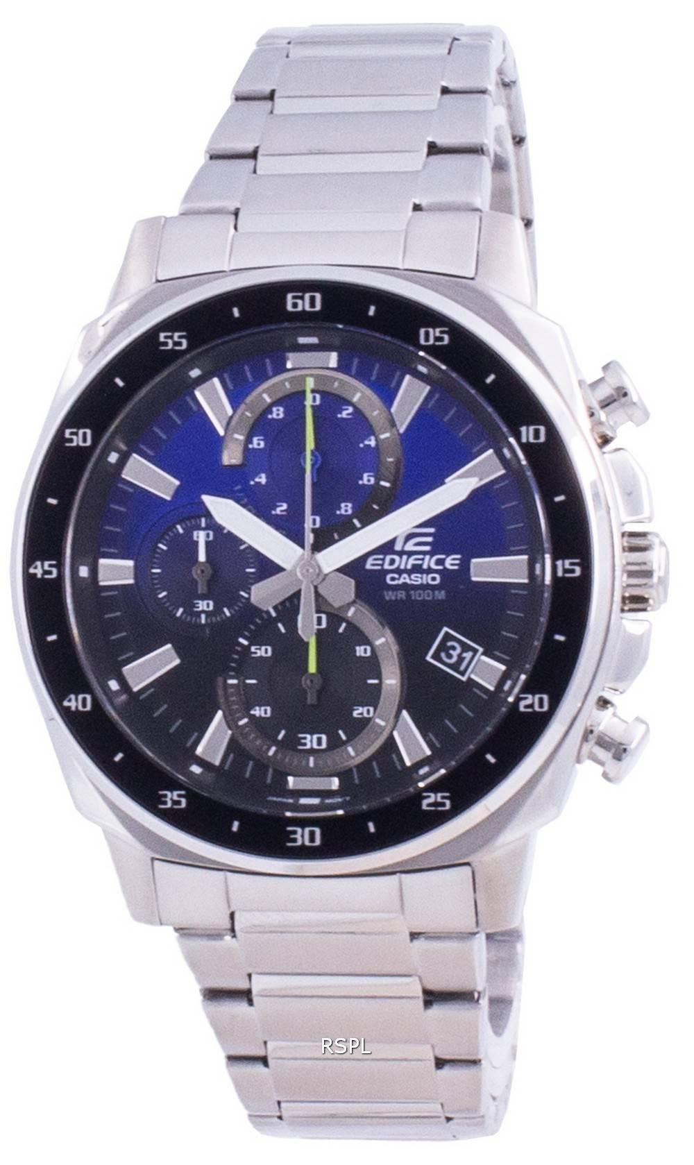 Casio rakennuksen standardi ajanoton kvartsi EFV-600D-2A EFV600D-2 100M miesten kello
