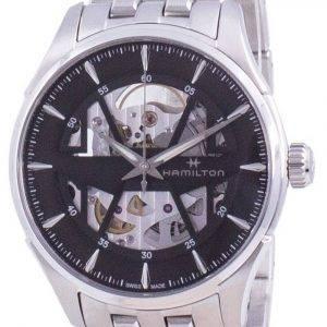 Hamilton Jazzmaster Skeleton Dial Automatic H42535180 miesten kello