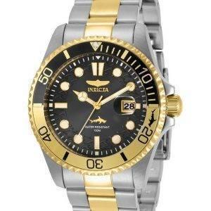 Invicta Pro Diver Black Dial Quartz 30944 100M miesten kello