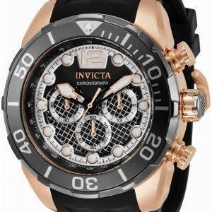 Invicta Pro Diver Chronograph Quartz 33822 100M miesten kello