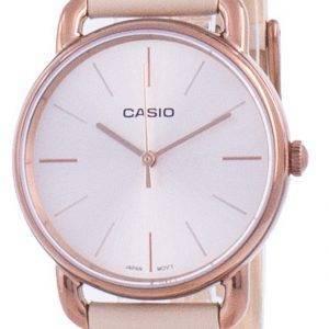 Casio Rose Gold Tone Dial Quartz LTP-E412RL-5A LTPE412RL-5 naisten kello