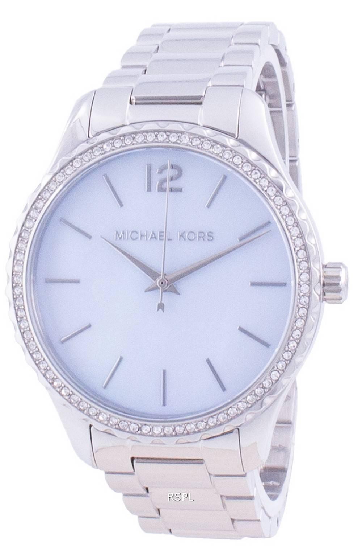 Michael Kors Layton Diamond aksentti kvartsi MK6847 naisten kello