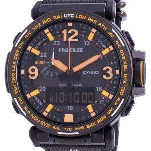 Casio Protrek maailmanajan kvartsi PRG-600YB-1 PRG600YB-1 100M miesten kello