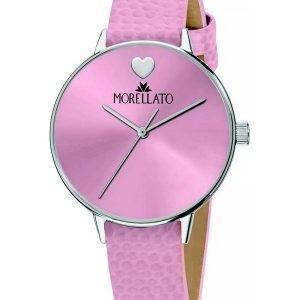 Morellato Ninfa vaaleanpunainen soittaa kvartsi R0151141527 naisten kello